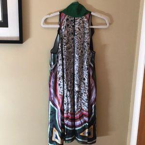 Clover Canyon sleeveless tunic 100% silk